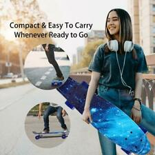 Complete Skate Boards Skateboard for Beginners Teens Girls Boys with LED NEW
