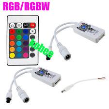 Mini WiFi Controller MIC Music Control for RGB/RGBW 5050 LED Strip light DC9-24V