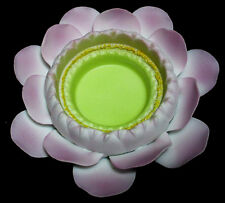 Partylite Porcelain Lotus Blossom P7732 - Free Shipping!