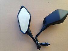 Rear Mirror For Kawasaki Z1000 Z750 Er6 Er6B Er-6N Versys Kle Black