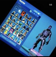 Fortnite Account Ps4 Skull Trooper Ebay