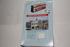WALTHERS Cornerstone Kit HO ADAMS RIBS RESTAURANT, Boxed