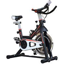 HOMCOM  Cyclette Fitness Professionale Regolabile Allenamento Aerobico da Casa