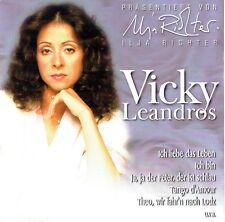 (CD) Vicky Leandros - Ich Liebe Das Leben - Du Läßt Mir Meine Welt, Ich Bin,u.a.