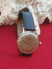 1950s first Glashutte watches - Arabic indexes, cal.70.1 ,original no renovation