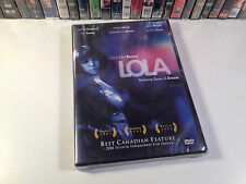 Lola: Running Down A Dream Rare New Sealed Canadian Drama Dvd 2001 Oop Htf