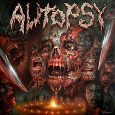 Autopsy - The Headless Ritual CD 2013 jewel case death metal Peaceville