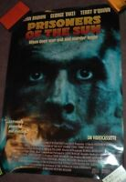 George Takei (Star Trek, Celeb. Apprentice) Prisoners of the Sun Signed Poster