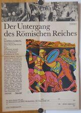 UNTERGANG DES RÖMISCHEN REICHES (DDR-A2-Pl. '70) - SOPHIA LOREN / ALEC GUINNESS