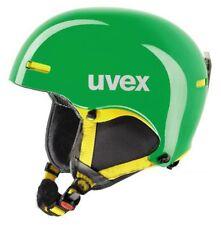 uvex Ski Snowboard Helmet HLMT 5 Race Green / Yellow Winter Sports Carvingski