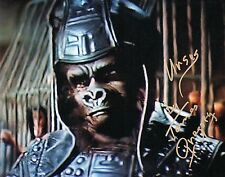 James Gregory (1911-2002) Planet of the Apes 8x10 AUTOGRAPHED Signed Photo POA