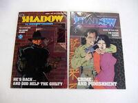*THE SHADOW LOT 24 Books Chaykin Kaluta More!