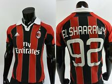 2012-2013 adidas AC Milan Home Shirt Football Jersey EL SHAARAWY YOUTH L.Boys