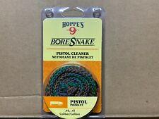 Hoppe's 9 Boresnake Pistol Cleaner 40, 41 Caliber/ Calibre Bore Snake