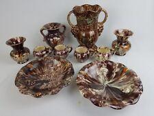 Jasba Mid Century Keramik Konvolut ° Vintage Pottery ° Vasen Schalen