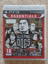 Sleeping Dogs PS3 / neuf blister . sans defaut . full Fr