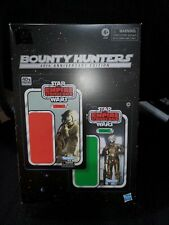 Star Wars Black Series 40th Anniversary Bounty Hunters 2 Pack 4-LOM and Zuckuss