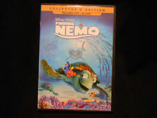 Finding Nemo Collector's Edition Edition Disney Pixar DVD Blu-Ray