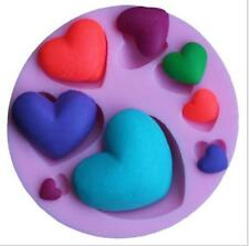 DIY baking cake mold love pattern silicone mold Decorating Baking Mould