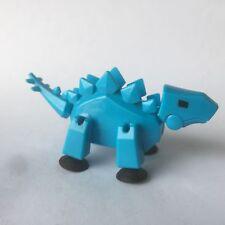 "Zing Stikbot Dino Blue Stik Pangolin ANIMATION Single Stik Pet 3"" figure toy"