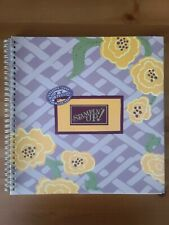 Stampin' Up! Portfolio II Series Book IV Patterns Creative Ideas