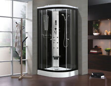 Duschkabine Regendusche Duschtempel Dusche Duschpaneel Duschsäule 90 x 90 cm Neu