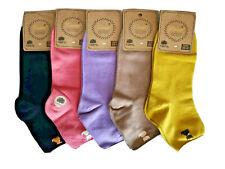 Baumwolle Socken Damen Mädchen 5 Paar  Kätzchen Bunte Socken 39-41