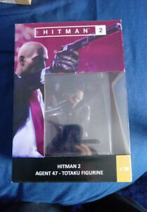 TOTAKU HITMAN 2 AGENT 47 - FIGURE No36 - Never taken out