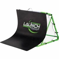 Franklin Sports Launch Ramp Soccer Trainer W