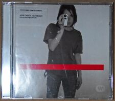 ALBUM CD - NEW ORDER - GET READY - LONDON - 2001 - TRES BON ETAT
