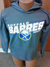 NHL Buffalo Sabres NEW Hooded Sweatshirt Youth Sizes S-XL NWT