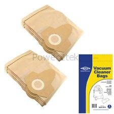 10 X (20 Litro) Aspirapolvere Sacchetti Per POWERPLUS POW0348 Hoover UK
