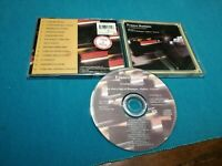 Franco Battiato - Unprotected Dal Vivo Italy Press Timbro Siae Promo Cd Ottimo