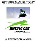 2006 ARCTIC CAT 2 STROKE ENG SNOWMOBILES factory OEM shop service manual on CD