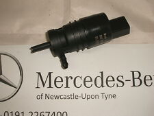 Genuine Mercedes-Benz E / C-Class Windscreen Washer Pump A2108690821 NEW