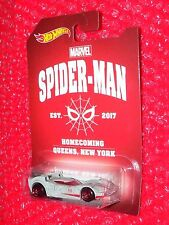 2017 Hot Wheels Marvel Spiderman Homecoming SCOOPA DI FUEGO DWD15-0910