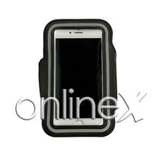 Brazalete Deportivo Neopreno NEGRO para iPhone 6 a367
