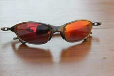 OAKLEY JULIET - PLASMA / RUBY X METAL SUNGLASSES
