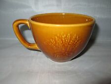 Franciscan Wheat Harvest Golden Brown Cup 1951-1954
