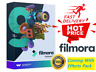 Wondershare Filmora 9.5 |Preactivated|Lifetime|Fast Delivery 🔥+ Effects Pack🔥
