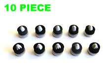 10x Romix Puerta SELLOS CLIPS, AUDI A6 C6, Gris c60455; 4f0831719