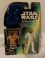Kenner Star Wars The Power of the Force - ADMIRAL ACKBAR Action Figure