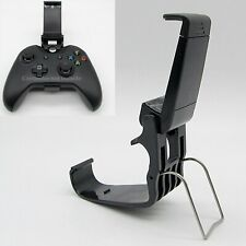 For Xbox ONE S/Slim Ones Controller Phone Clip Mount Bracket Stand Holder Black