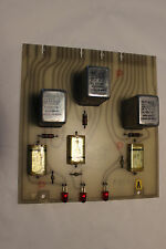 GE 193W279AAG03  VALUTROL DC SCR SPINDLE DRIVE RELAY CONTROL CARD