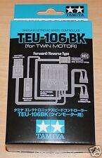 Tamiya 45054 TEU-106BK Esc (para Motor Doble) (Clod Buster/TXT-1/TXT-2/Dualhunter)