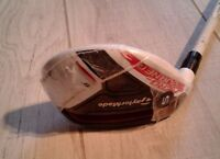 NEW TAYLORMADE AEROBURNER RESCUE 3 HYBRID, MATRIX SPEED RUL-Z 70 S-FLEX, MLH