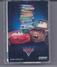 Disney / Pixar Cars 2  Projectionist cards