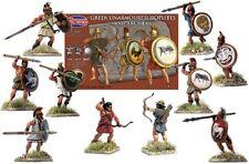 Greco unarmoured Hoplites e Archers-VICTRIX-ANTICA-inviati prima classe