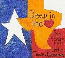 Various Artists - Deep in Heart: Big Songs for Little Texans / Various [New CD]
