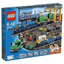 LEGO CITY 60052 TREN DE CARGA NUEVO EMBALAJE ORIGINAL MISB